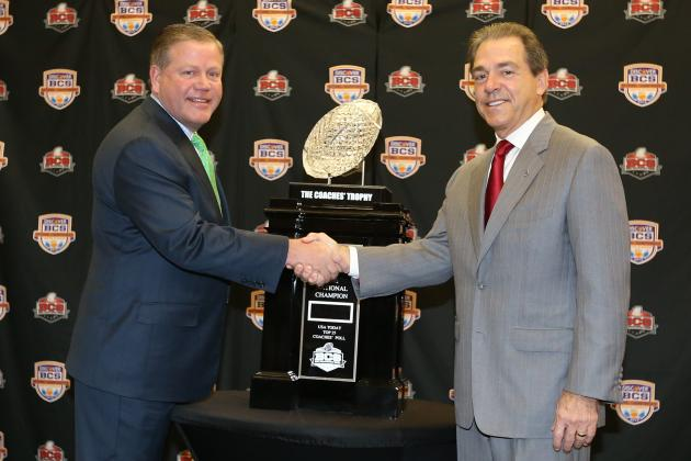 7 Best Possible Matchups for 2014 BCS National Championship
