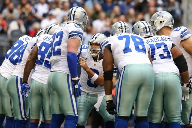 Position-by-Position 2013 NFL Draft Big Board for the Dallas Cowboys