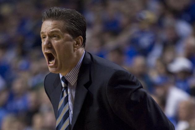 Kentucky Basketball: Biggest Potholes in Wildcats' Bid for the SEC Title