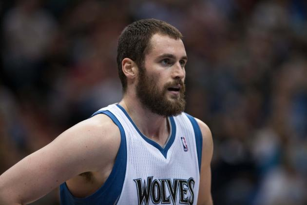 Minnesota Timberwolves Disaster Plan for Extended Kevin Love's Latest Absence