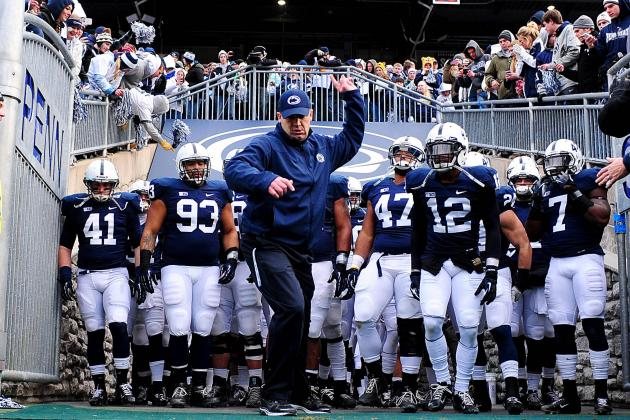 Penn State Football: 3 Games to Look Forward to Most in 2013