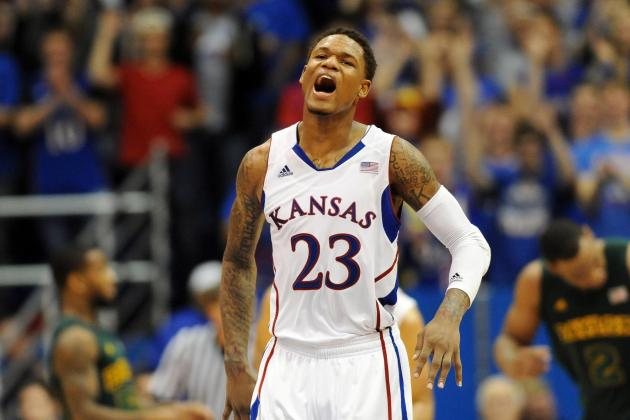 2013 NBA Mock Draft: Which Prized Prospect Is Climbing Toward Top Spot?