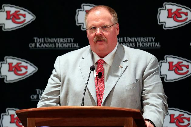 5 Things Kansas City Chiefs Fans Should Expect from Andy Reid