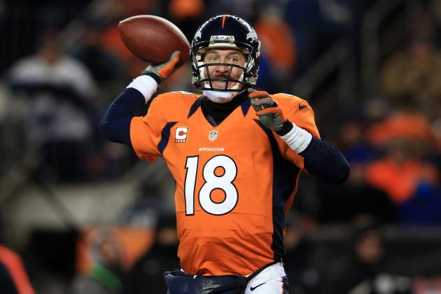 2012 NFL MVP: Making a Case for Each of the Top 5 Candidates