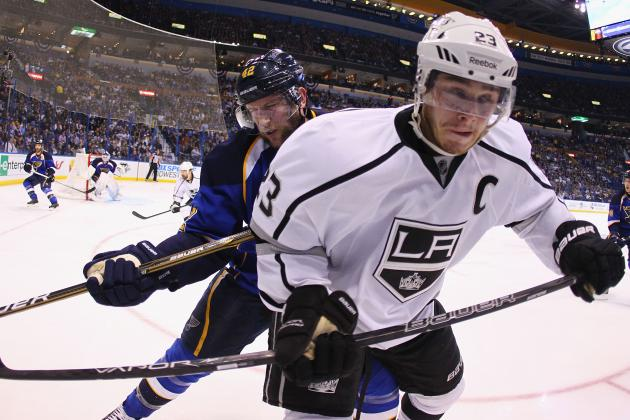 Power Ranking Every NHL Team Captain Entering the 2013 Season