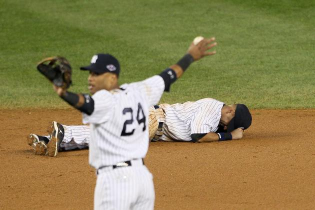 Top 10 MLB Injury Risks