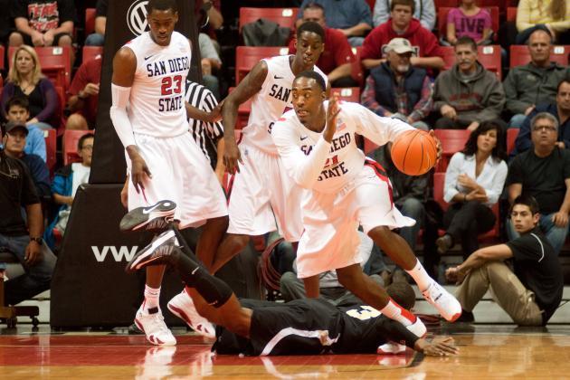 College Basketball Picks: UNLV Runnin' Rebels vs. San Diego State Aztecs