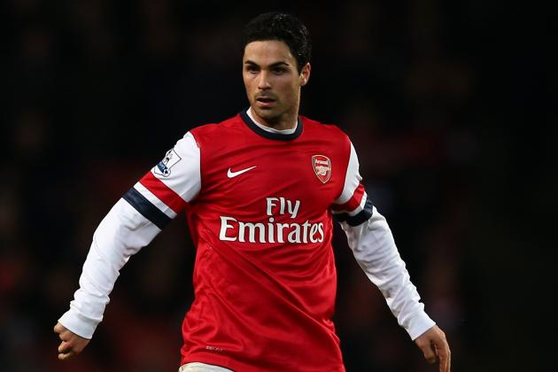 World Football Injury Tracker: Latest Updates on Status of Mikel Arteta and More