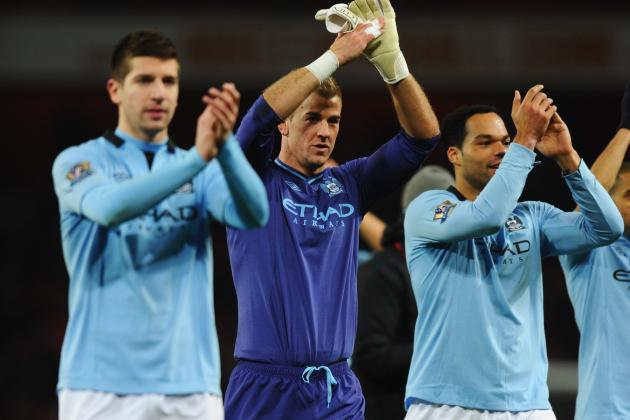 Manchester City: Who Are Roberto Mancini's Strongest XI This Season?