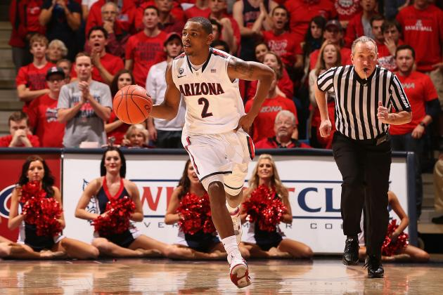 Arizona Basketball: Where Mark Lyons' Season Ranks on 'Cats All-Time PG List