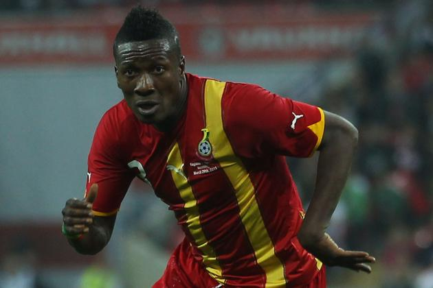 Ghana: Key Players to Watch at 2013 Africa Cup of Nations