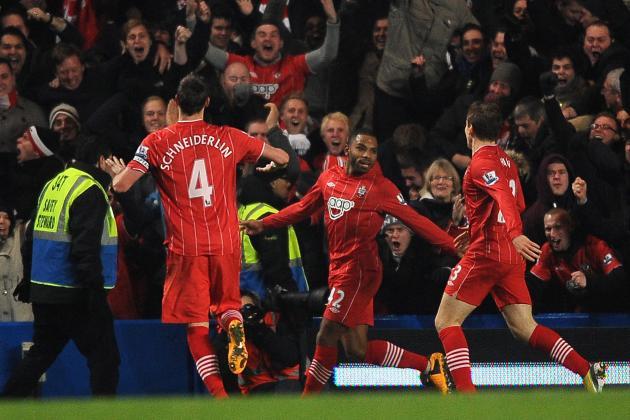 Chelsea vs. Southampton: Player Ratings and Analysis