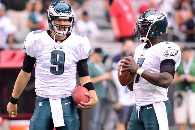 Odds on Who Will Be Chip Kelly's Starting QB with Eagles