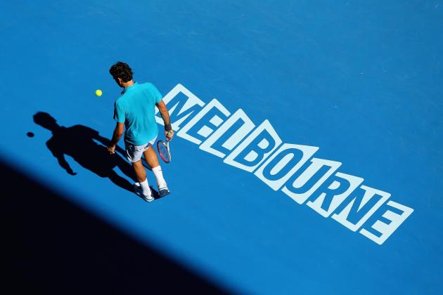 Roger Federer: Counting Down Fed-Ex's Shining Australian Open Moments