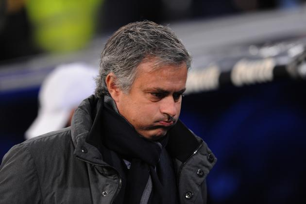 Real Madrid: The 5 Mistakes That Will Cost Mourinho His Job