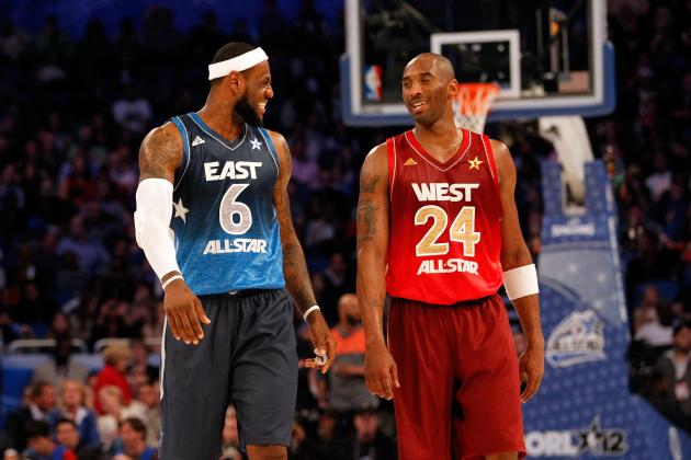 Complete NBA All-Star Starting Lineups Announced