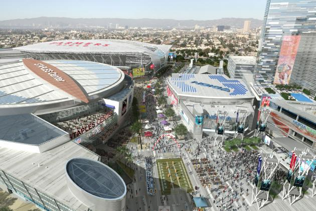 Power Ranking the 3 NFL Franchises That Could Relocate to Los Angeles