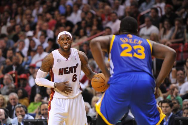 Miami Heat vs. Golden State Warriors: Postgame Grades and Analysis for Heat