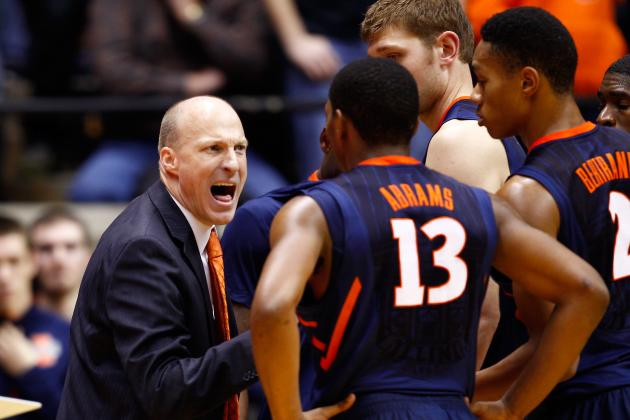 Illinois Basketball: 5-Step Plan to Reversing the B1G Skid