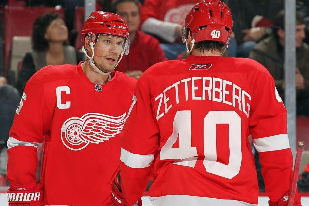 5 Players That Could Fill Nicklas Lidstrom's Leadership Role