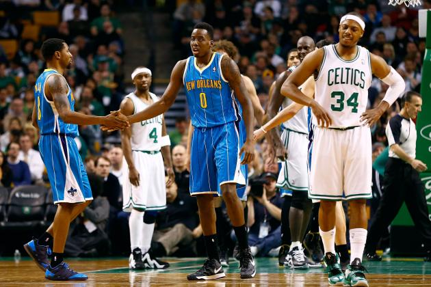 New Orleans Hornets vs. Boston Celtics: Postgame Grades and Analysis for Boston