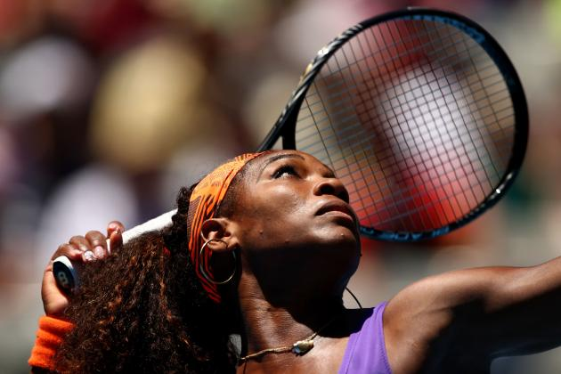 Takeaways from Serena Williams' Second-Round Win at the Australian Open