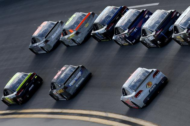 NASCAR: Predicting the Winner of the Top 20 Sprint Cup Races in 2013