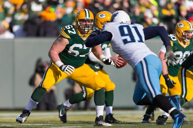 5 Pleasant Surprises for the Green Bay Packers in 2012