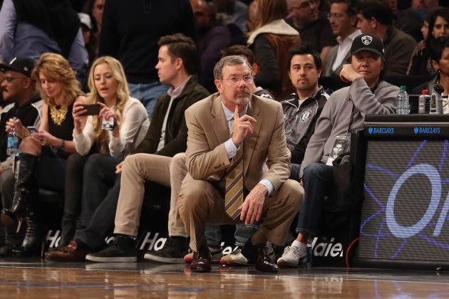 5 Problems the New Brooklyn Nets Coaching Staff Is Fixing