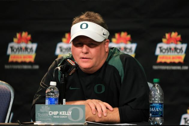 Pros and Cons of Philadelphia Eagles Naming Chip Kelly New Head Coach