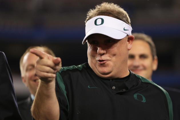 2013 NFL Mock Draft: How Chip Kelly Hire by Philadelphia Eagles Impacts Round 1