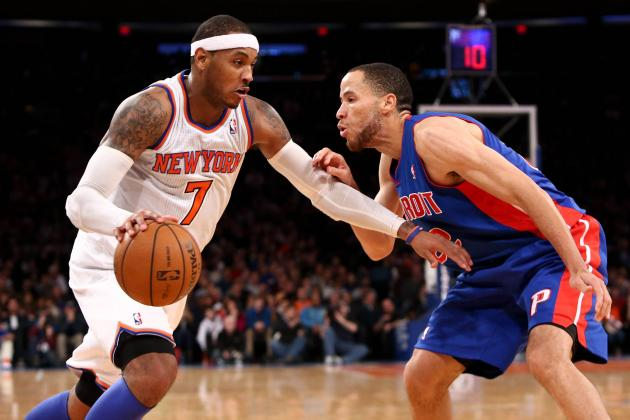 New York Knicks vs. Detroit Pistons: Postgame Grades and Analysis for New York