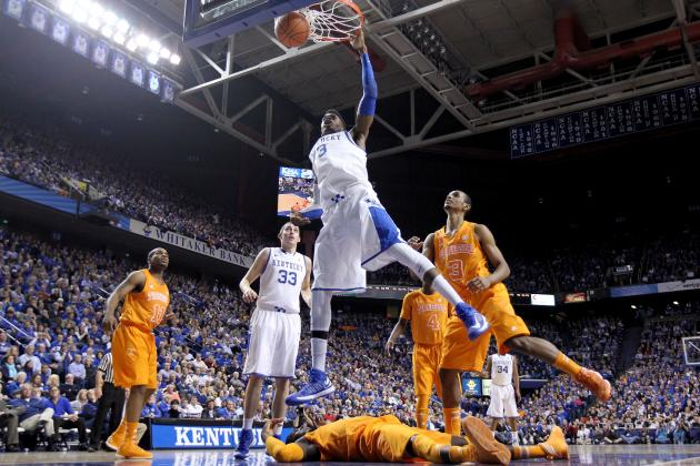 Tennessee Basketball: Grading the Vols Loss at Kentucky