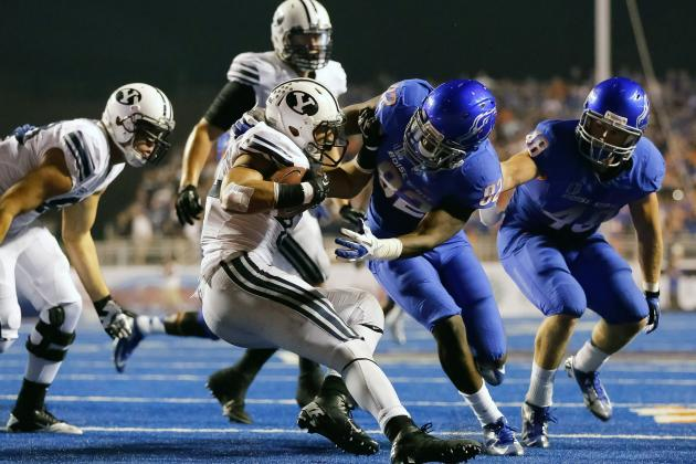 Boise State Football: The Broncos' Toughest Games of the 2013 Season