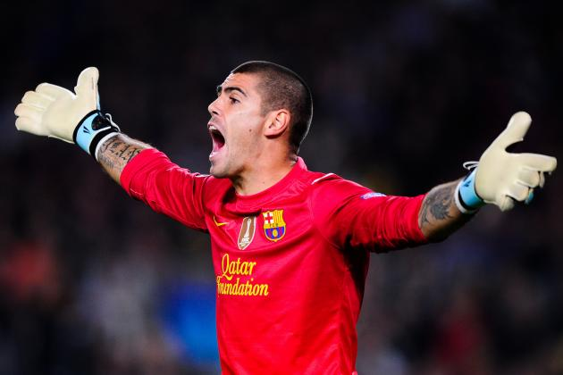 Rubbishing the Rumour: Victor Valdes to Liverpool