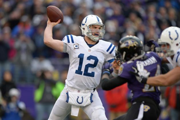 Three Best, Three Worst Contracts for the Indianapolis Colts