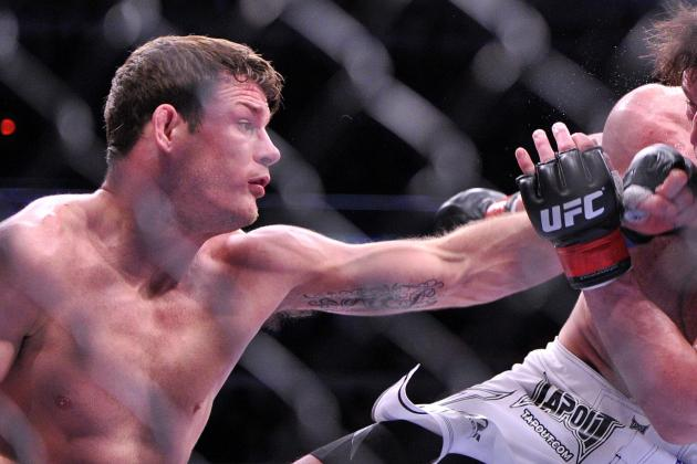 5 UFC Middleweights That Are Hoping Michael Bisping Loses to Vitor Belfort