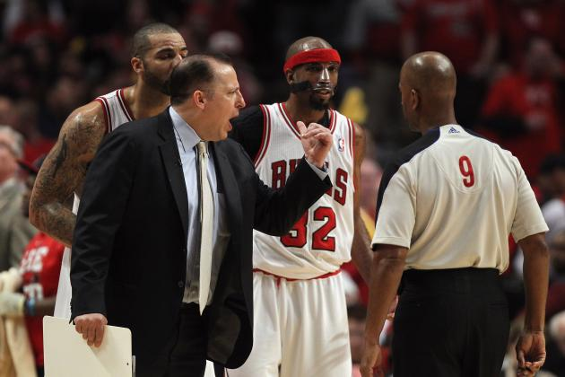 Ranking Chicago Bulls' 'Fall Guys' Until Derrick Rose Returns