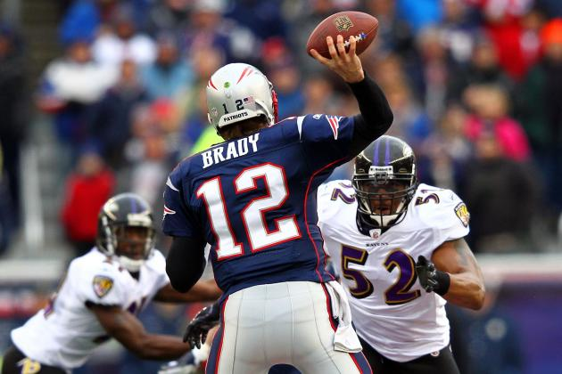Tom Brady vs Ray Lewis: Breaking Down AFC Championship Matchup Between NFL Icons