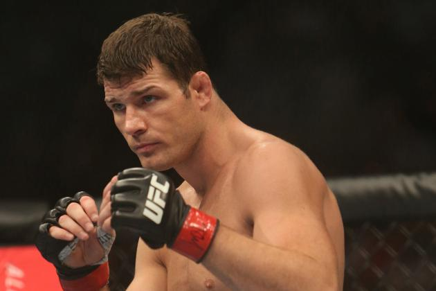 Who's on the Hot Seat at UFC on FX 7: Belfort vs. Bisping?