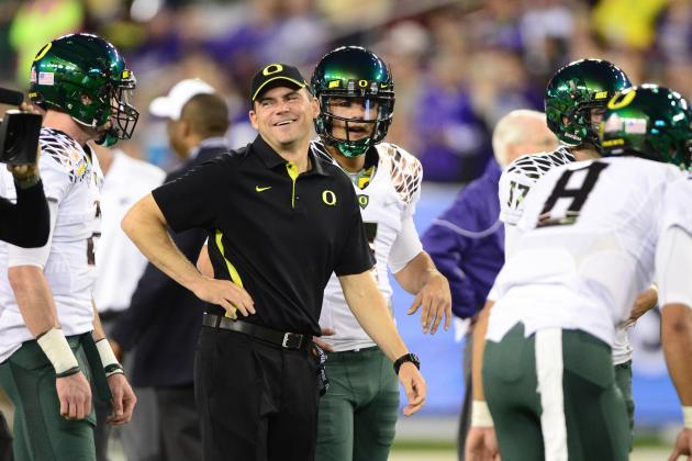 Oregon Football: Why OC Mark Helfrich Should Not Be Chip Kelly Replacement