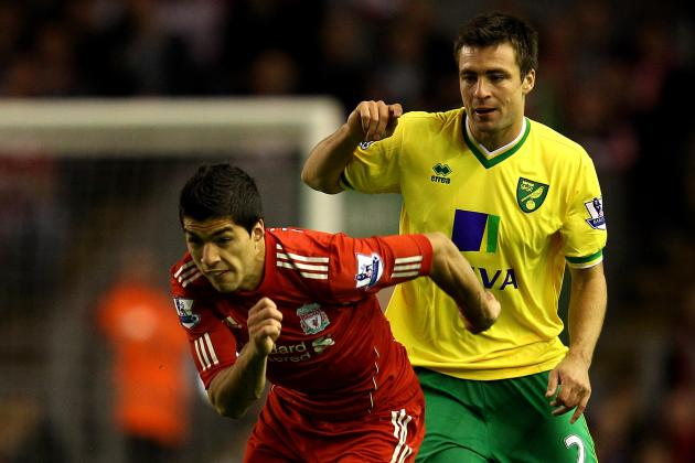 Bold Predictions for Liverpool vs. Norwich