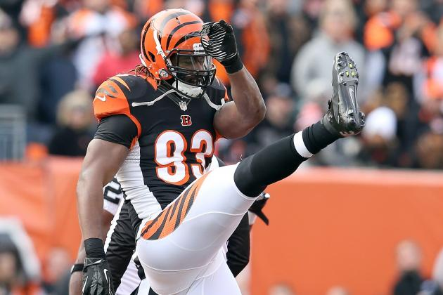 5 Free Agents the Cincinnati Bengals Must Re-Sign in 2013