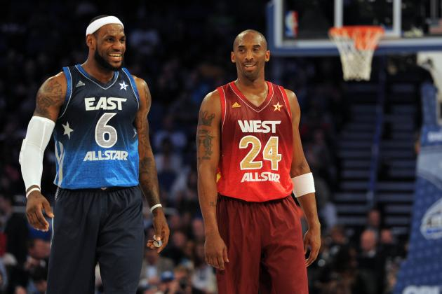 How NBA's Eastern and Western Conference All-Star Starters Stack Up