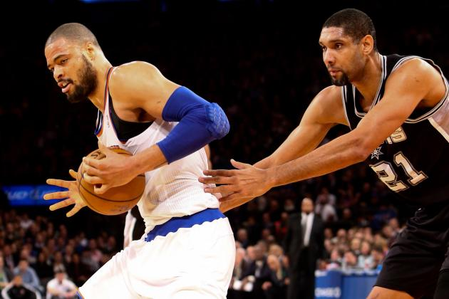 Biggest Snubs from 2013 NBA All-Star Game Starting Lineup