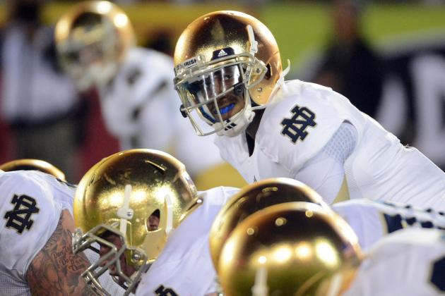 Notre Dame Football: Previewing the 2013 Schedule