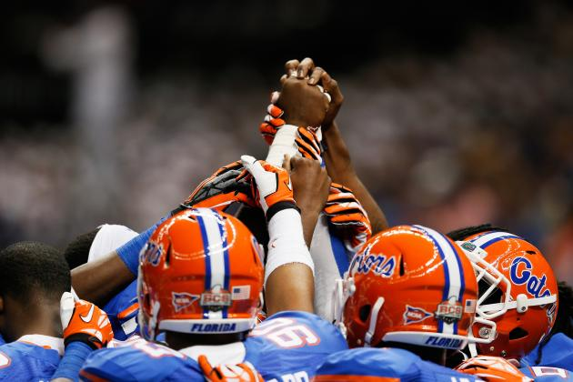 Florida Football: Projecting the Gators' 2013 2-Deep Depth Chart
