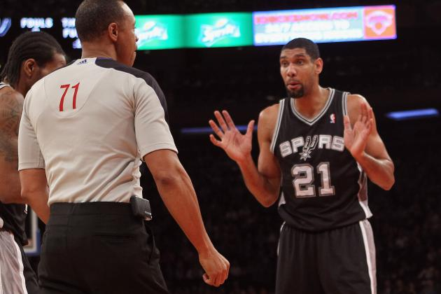NBA All-Star Game 2013 Snubs: Stars Who Deserved to Crack Starting Rosters