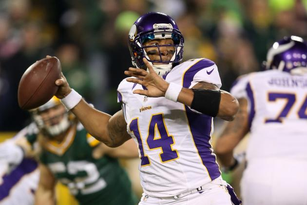 Assessing the Backup QB Options for the Minnesota Vikings in 2013