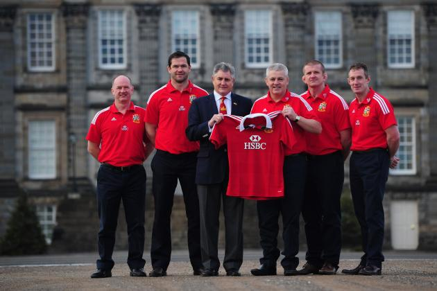 British and Irish Lions Rugby 2013: Pre 6 Nations Squad Outlook